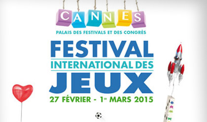 Festival International des jeux 2015
