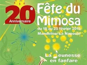 Fête du Mimosa à Mandelieu