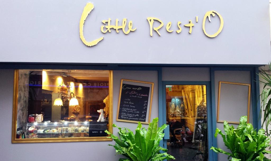 Les Petits Restaurant De Nice