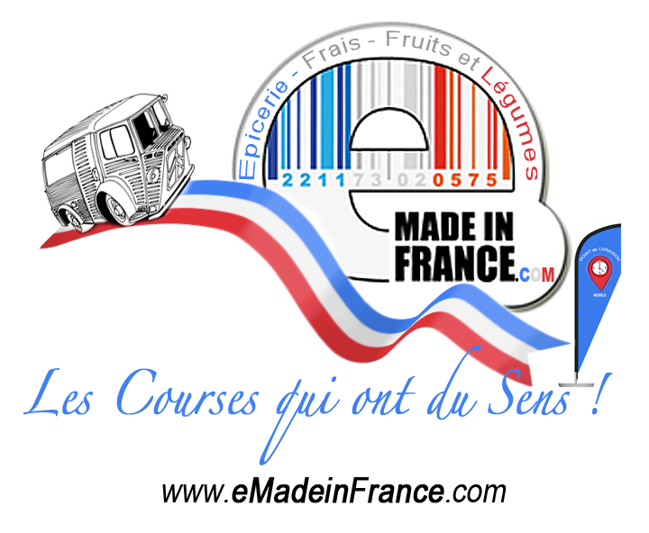 E made In France : le site Azuréen de courses en ligne !