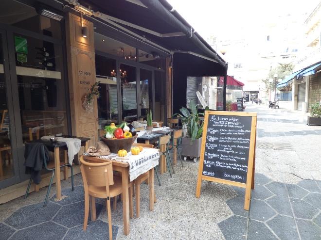 [ON A TESTE] Déjeuner en terrasse à La Femme du Boulanger à Nice