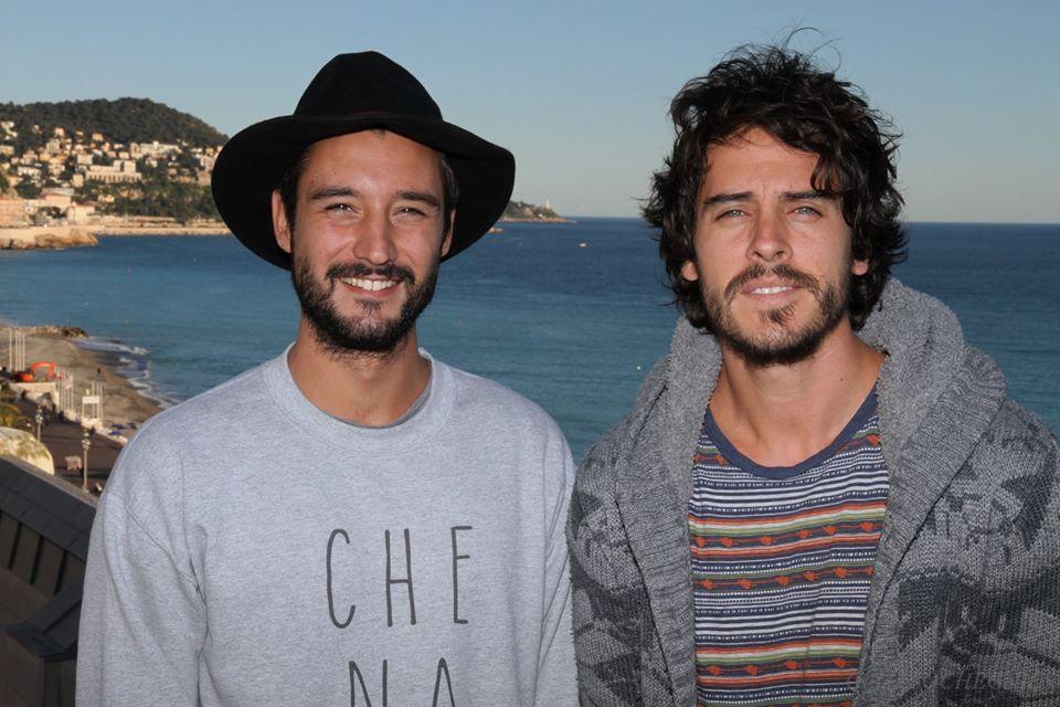 Le groupe  Frero Delavega était en concert privé à Nice!