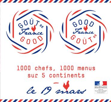 Goût de France Good France : La Gastronomie à l'honneur !