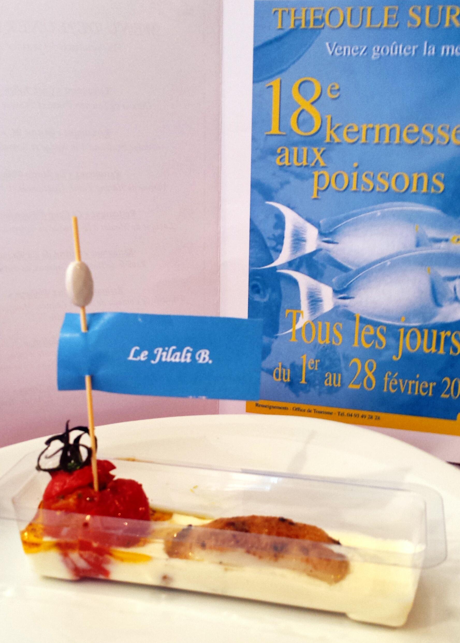 Theoule sur Mer: Jilali B. fête son titre de Maître Restaurateur!