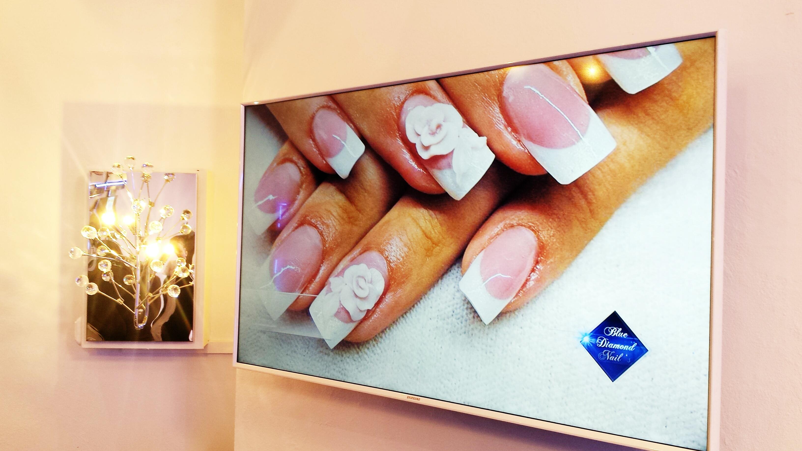 Blue Diamonds Nails : la nouvelle adresse des manucures parfaites à Cannes !