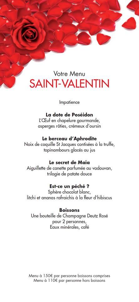 Saint-Valentin : 5 idées resto Cannes et alentours  Actualités ...