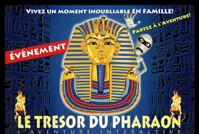 Le trésor du Pharaon à Nice