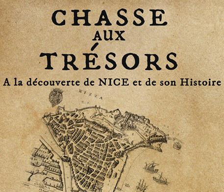 Une chasse au trésor à Nice !