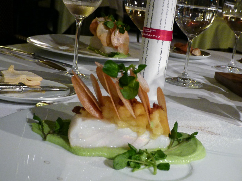 30 ans de la Palme d'Or: les chefs Sinicropi et Piège pour le premier dîner «4 mains»