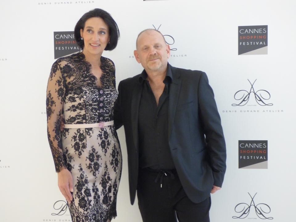 Cannes Shopping Festival: Denis Durand, la renaissance du merveilleux!