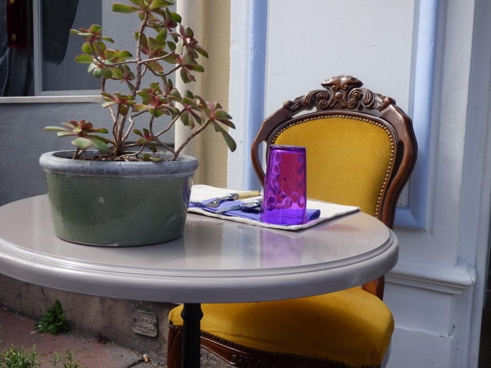 Maizon à Nice: une table d'hôtes en plein centre-ville!