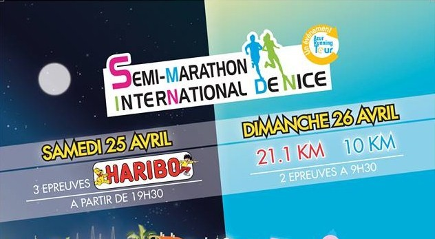 Semi-Marathon International de Nice 2015