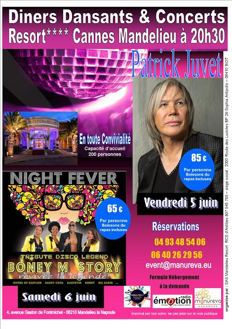 Week-end Disco Mandelieu Resort**** & Spa