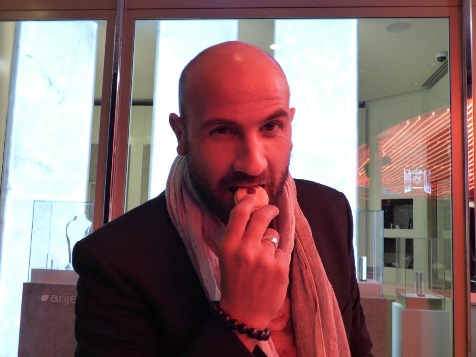 Festival de Cannes : rencontre avec Eric Kara, acteur