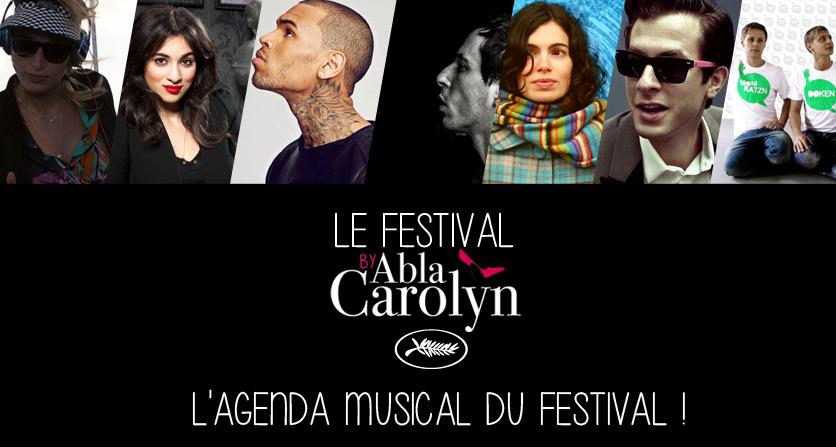 festival de cannes agenda