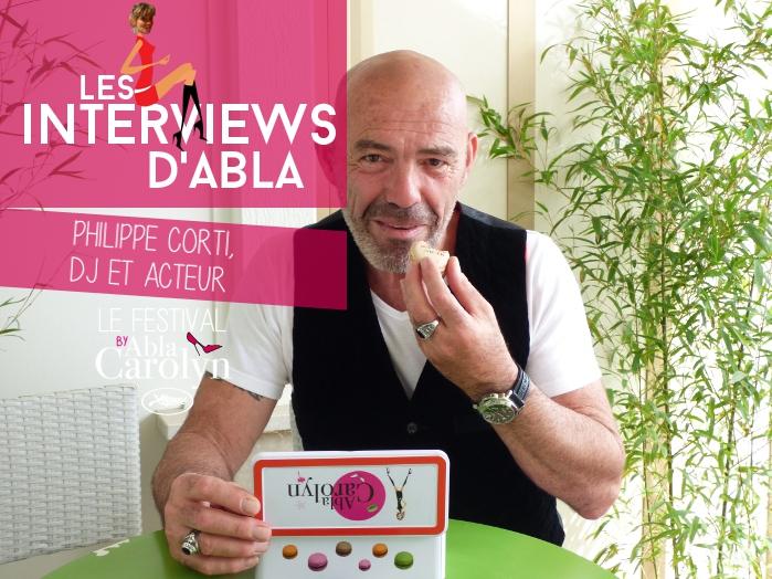 Festival de Cannes : rencontre avec Philippe Corti
