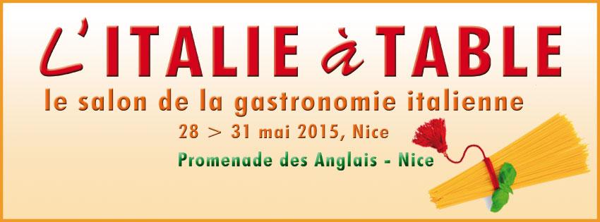 L italie table actualit s bons plans shopping for Chambre de commerce italienne nice