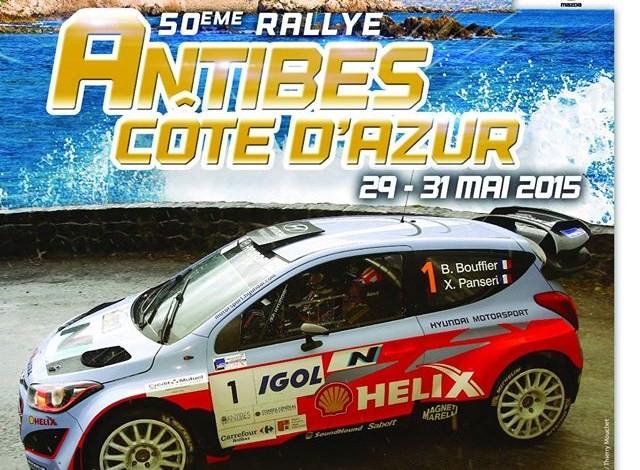 50ème Rallye d'Antibes