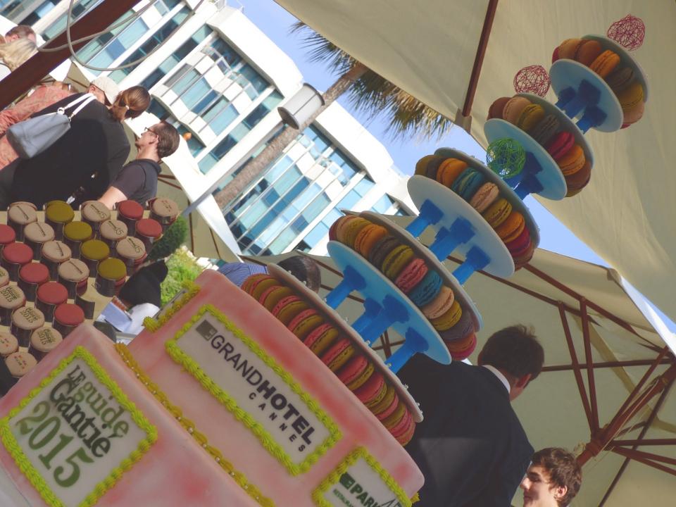 Guide Gantié 2015: un lancement auréolé de chefs au Park 45 à Cannes!