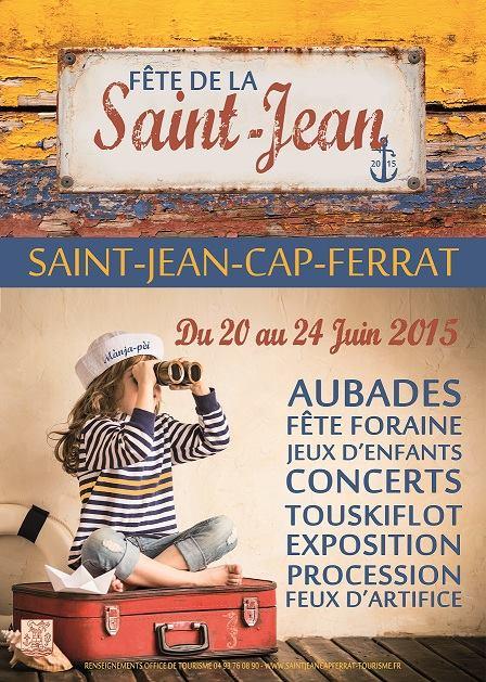 Fête de la Saint-Jean à Saint Jean Cap Ferrat
