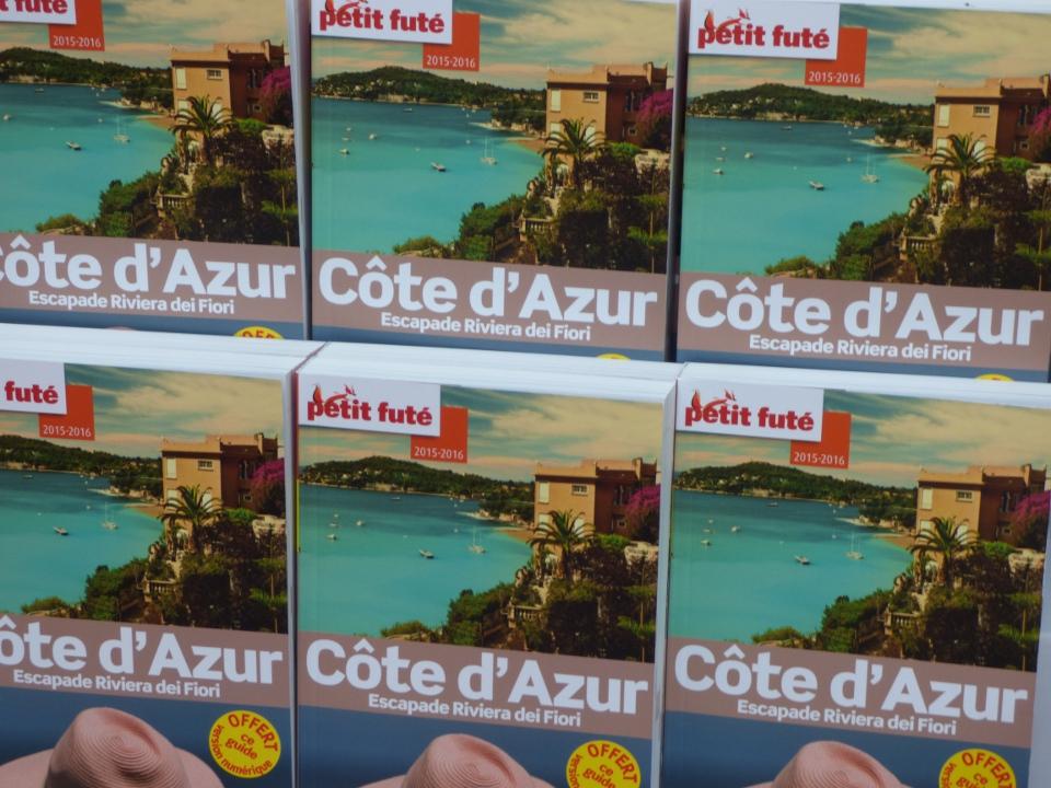 Le Petit Futé Côte d'Azur2015 – 2016 est sorti!