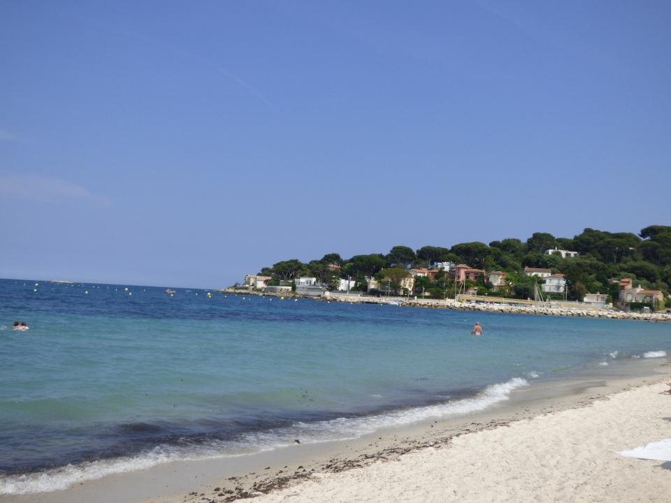 De plage en plage #1: les plages d'Antibes
