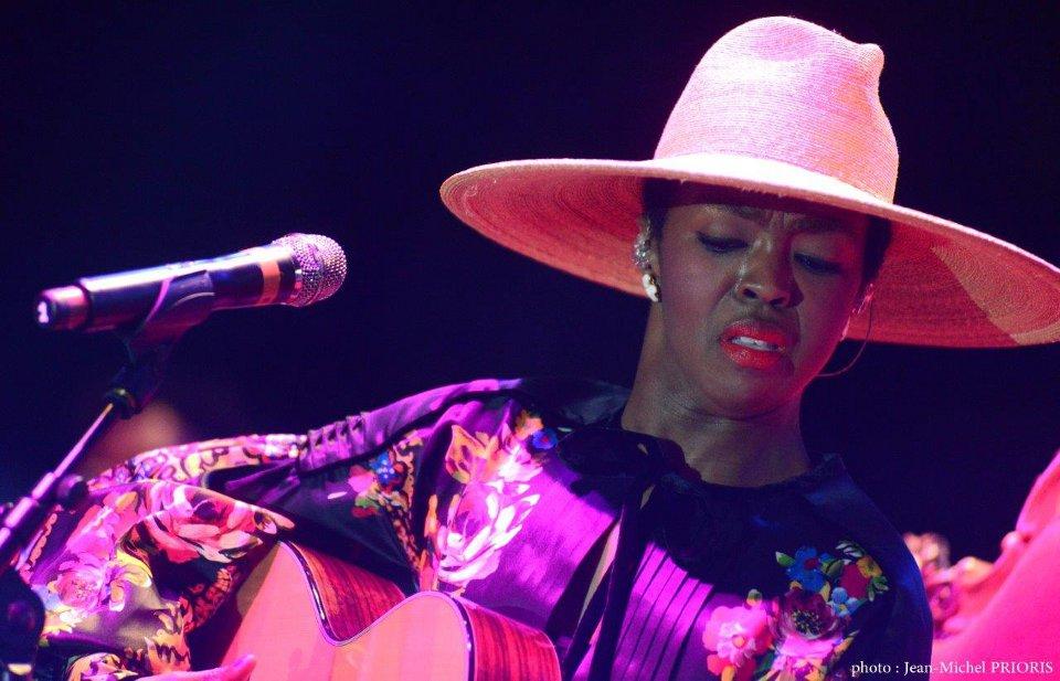 Nice Jazz Festival jour 3: Groove autour de Lauryn Hill