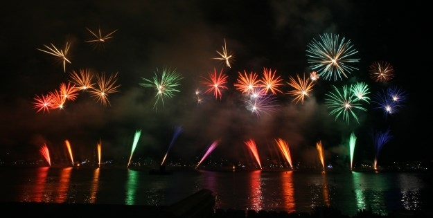 feu artifice cannes 2016