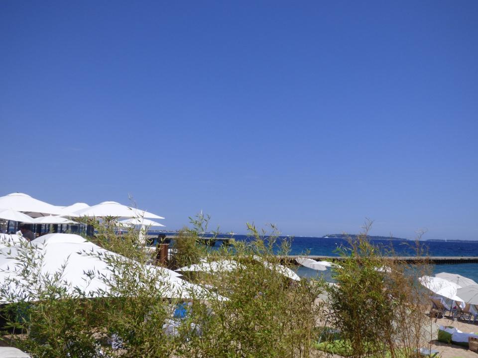 Le Cabanon: le (petit) paradis à Cannes!