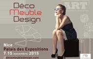6 bonnes raisons d'aller au Salon Déco Meubles Design à Nice !