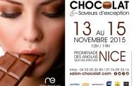 Le Salon du Chocolat et Saveurs d'Exception à Nice