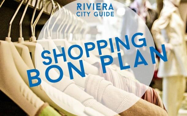 White Friday: le bon plan shopping à Nice, Cannes et Cagnes sur mer ce vendredi!