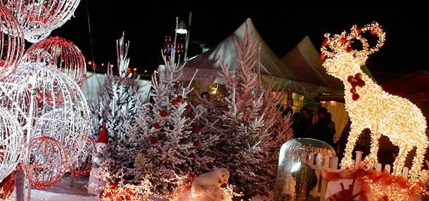 Les Villages et Marchés de Noël 2015 sur la Côte d'Azur