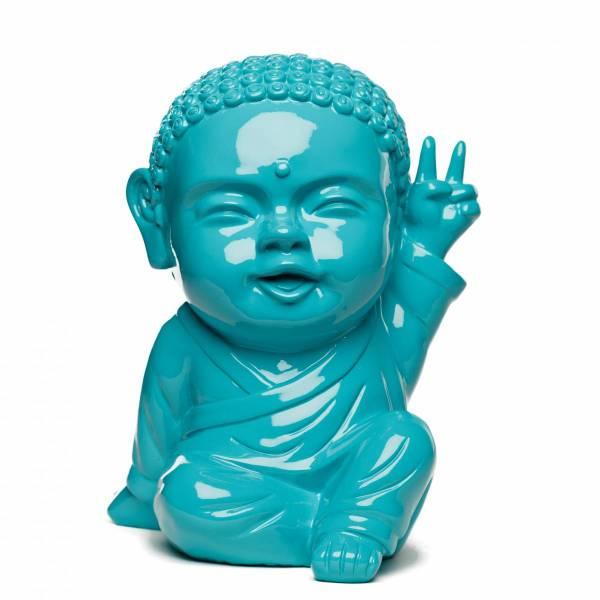 Moine-bouddha-Iki-turquoise-face