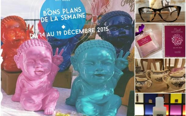 Les bons plans de la semaine #15 du 14 au 19 décembre 2015