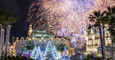 Nouvel an 2015 Côte d'Azur : Les Feux d'artifices et les animations