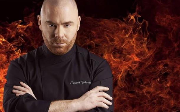 Hell's Kitchen France: l'épreuve du feu pour Arnaud Tabarec!