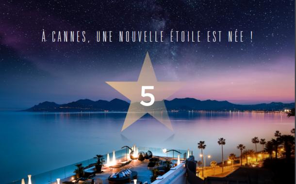 [Cannes] Une 5ème étoile pour le Radisson Blu
