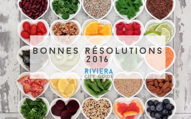 Résolutions 2016: 10 idées à suivre en janvier sur la Côte d'Azur