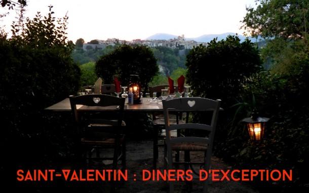 Saint-Valentin: des dîners d'exception sur la Côte d'Azur!