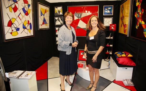 Portrait: Carole Pavio, la couleur en thérapie!