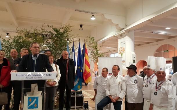 Cuisine Cannoise en fête: une inauguration réussie!
