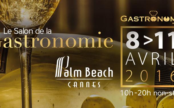 Salon Gastronoma 2016 à Cannes