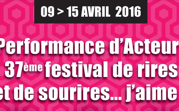 Performance d'Acteur 2016 à Cannes