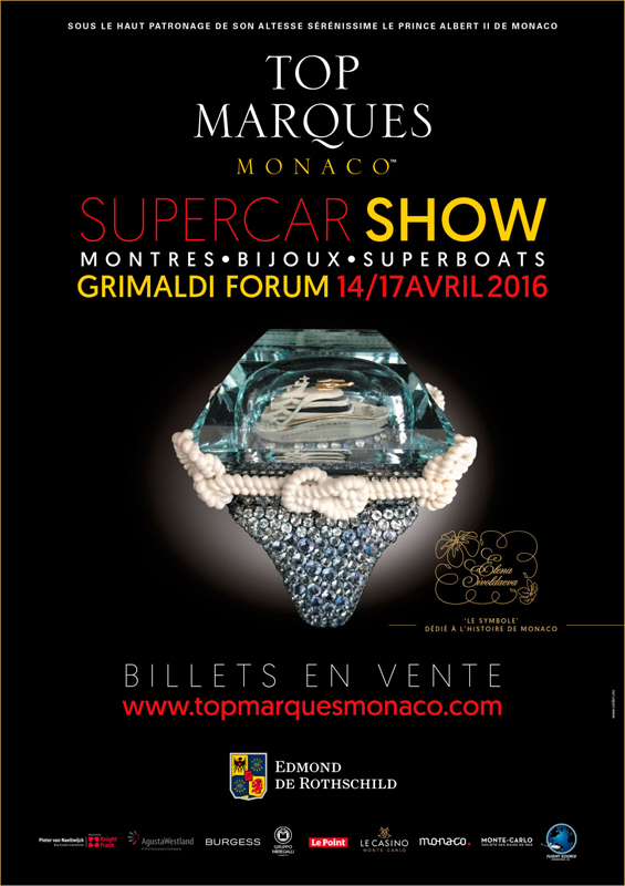 Top marques le salon du luxe monaco actualit s bons for Salon du luxe monaco