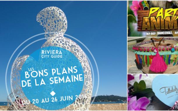 Les Bons Plans de la semaine du 20 au 26 juin 2016