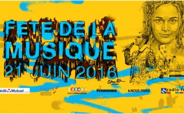 La Fête de la Musique 2016 sur la Côte d'Azur