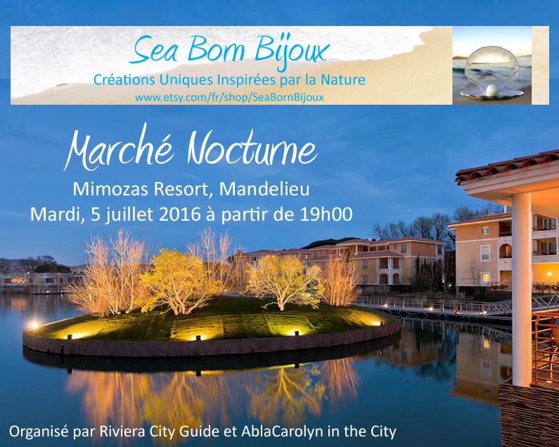SeaBornBijoux BonsPlan 4.7-10.7.2016