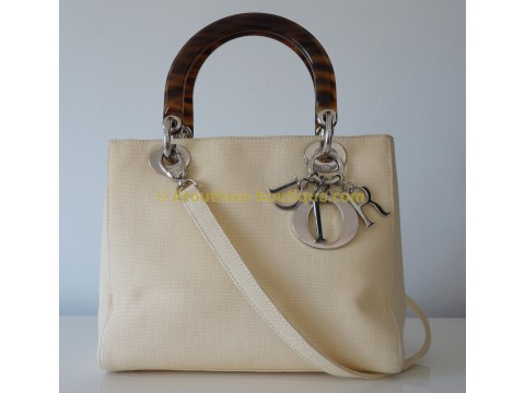 sac-lady-dior-medium-creme
