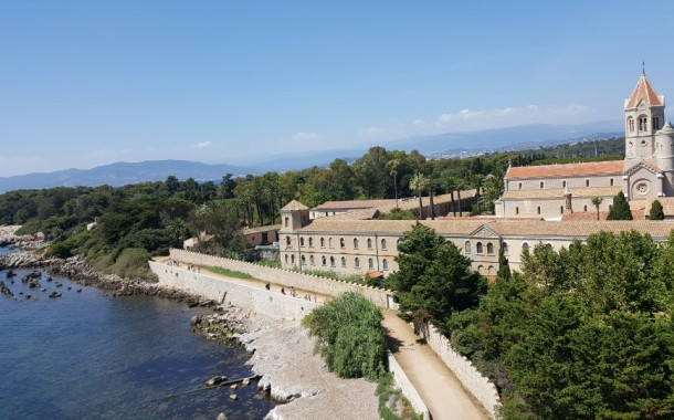 Que faire à Cannes #1: Ile de Lérins, la sérénité à Saint-Honorat